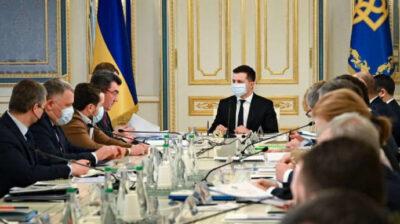 Засідання РНБО: що планують розглянути 15 квітня