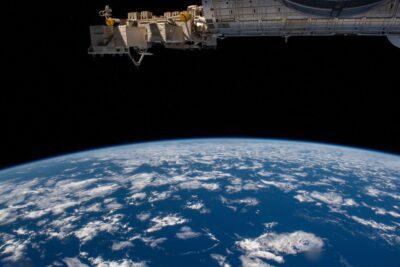 NASA: астронавт показав фото Землі з борту МКС