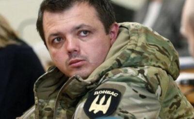 Печерський суд залишив Семена Семенченко під вартою