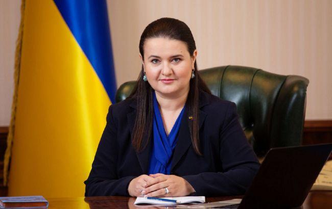 Новий посол України у США Маркарова вирушила до Вашингтона