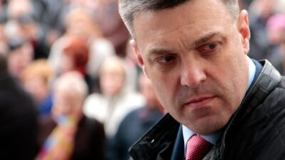 Тягнибок зробив заяву про відсіч вторгненню московського агресора