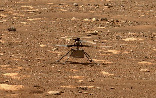 Перший політ вертольота на Марсі: трансляція NASA