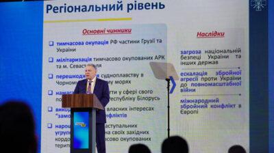 Таран заявив, що військову спроможність України відновлять за 2 роки
