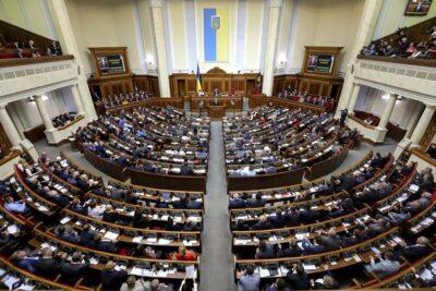 Разумков заявив про розгляд відставок Степанова, Криклія та Петрашка