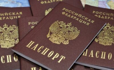 Півмільйона мешканців ОРДЛО отримали російські паспорти