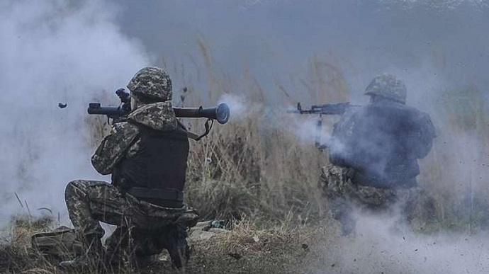 ООС: ворожі сили 10 разів обстрілювали українські позиції