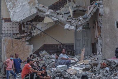 Ізраїльсько-палестинський конфлікт: в Ізраїлі загинули двоє іноземців
