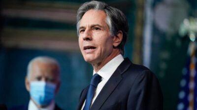 Блінкен закликав чинити тиск на Російську Федерацію