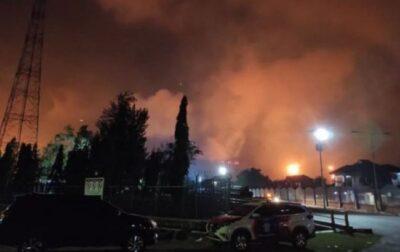 В Японії вибухнув хімічний завод, є постраждалі