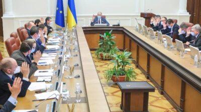 Два міністри уряду Шмигаля подали у відставку за власним бажанням