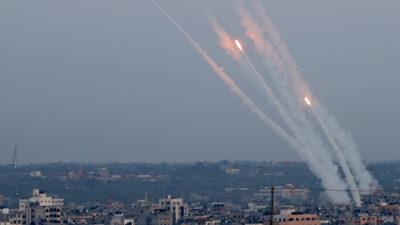 Сектор Гази навів більше ніж 850 бойових ракет на території Ізраїлю