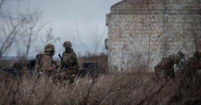 """Війна на Донбасі: з початку доби окупанти РФ 4 рази порушили """"тишу"""""""