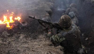 На Донбасі окупанти надалі порушують режим тиші
