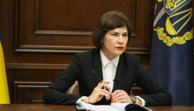 Венедиктова заявила, що арешт Медведчука - безальтернативний