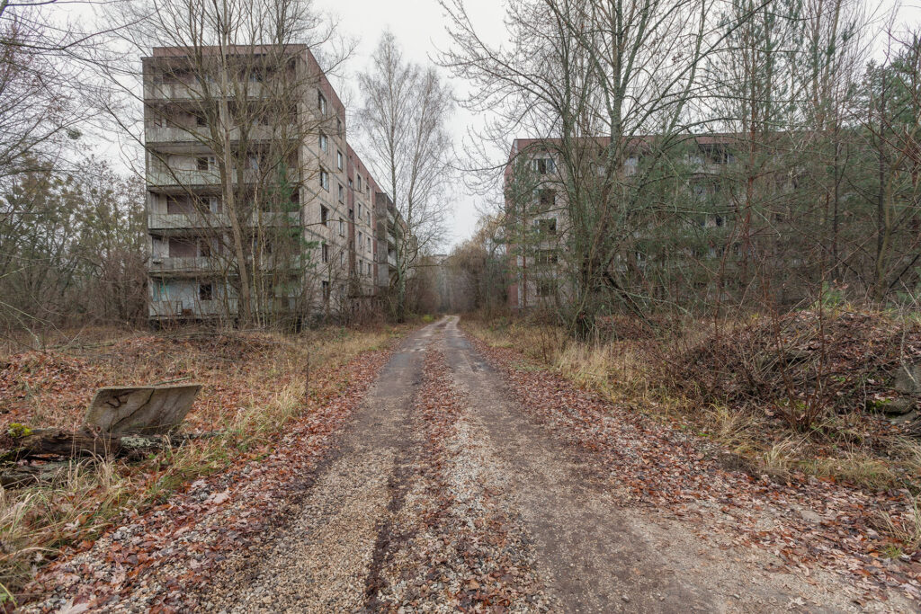 """За програмою """"Велике будівництво"""" ремонтують дорогу до Чорнобиля"""