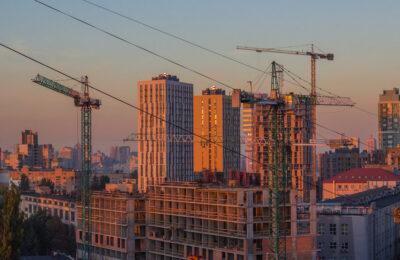 Будівництво житла в Україні зросло на 40%, - Держстат