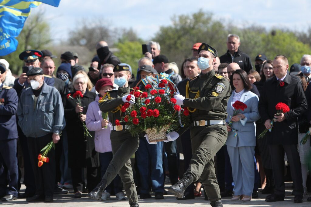 Як відзначають День перемоги над нацизмом в Україні