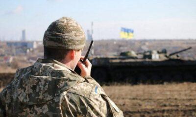 Ситуація на Донбасі: бойовики сім разів обстріляли українські позиції