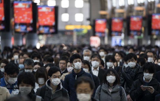 Коронавірус в Японії: виявили 7 тисяч випадків захворювання