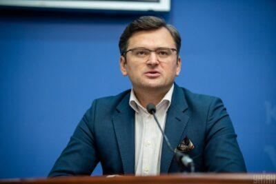 Відведення російських військ: Кулеба зробив заяву