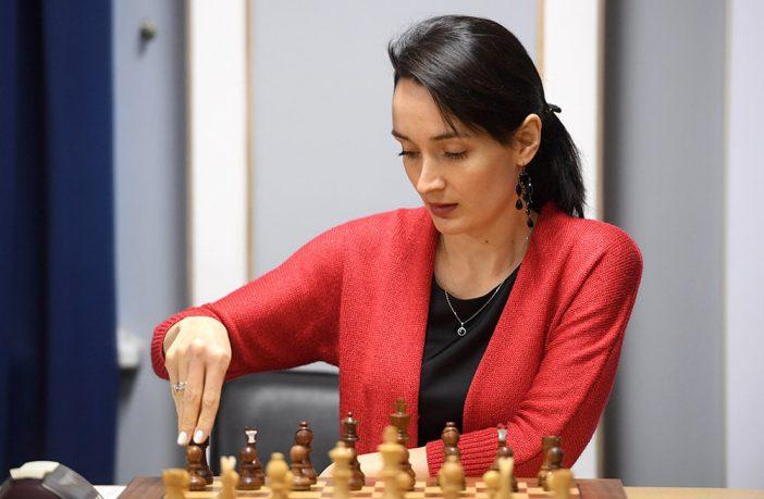 Колишня українська шахістка зі Львова отримала нагороду від Путіна