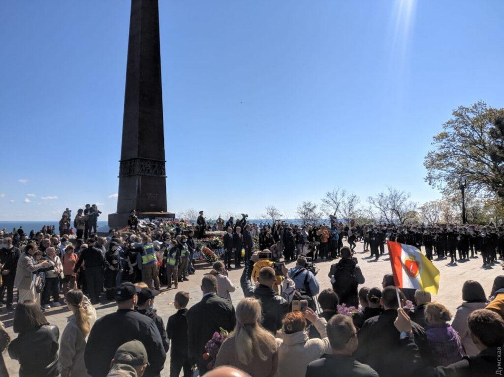 День перемоги над нацизмом: в Одесі трапились сутички
