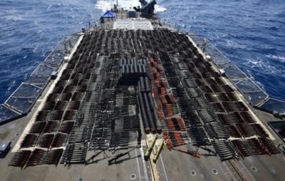 У Сполучених Штатах Америки затримали російське судно із зброєю