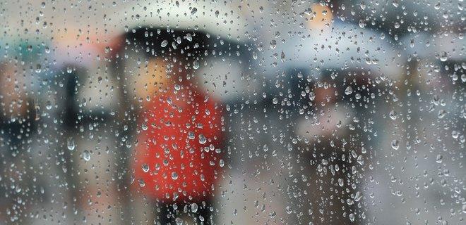 Погода в Україні: буде тепло, але здебільшого дощитиме