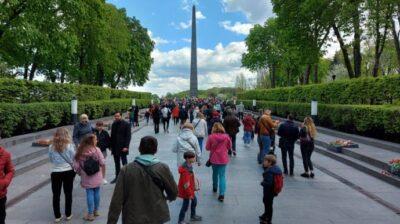 В Україні в масових заходах взяли участь 40 тисяч людей