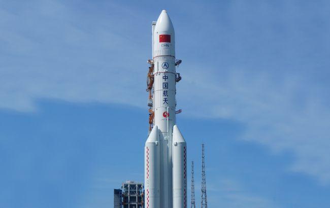 Уламки китайської ракети впали в Індійський океан