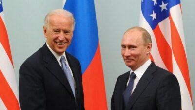 Байден заявив, що не прагне до конфлікту з Росією