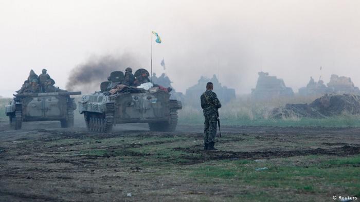 """З початку доби ворог тричі порушував """"тишу"""" на сході України"""