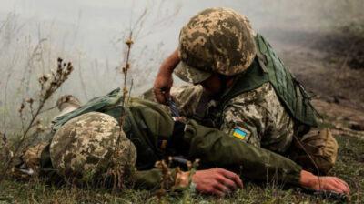 Російські бойовики поранили українського військового