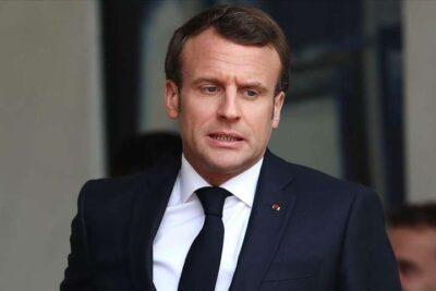 Ляпас президенту Франції. За що та як на інцидент відреагував Макрон