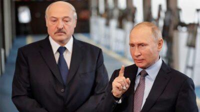 Лукашенко запевнив Путіна, що не садив літак з Протасевичем