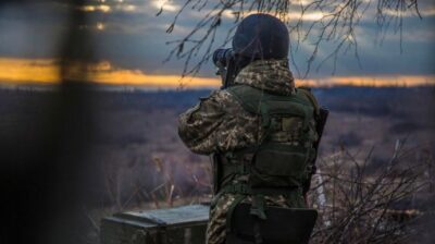 На Донбасі підірвався один військовослужбовець