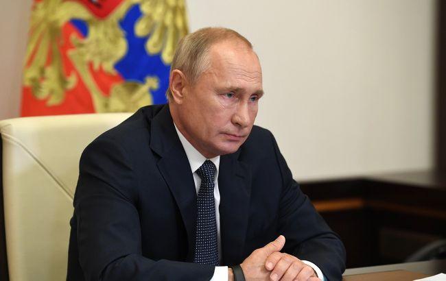 Путін заявив, що готовий підтримати свого наступника
