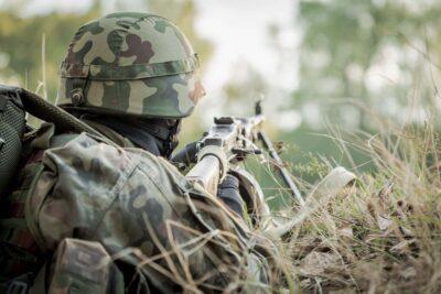 Війна: на Донбасі надалі чути постріли кулеметів, без втрат