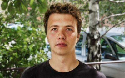 Слідчий комітет Білорусі оголосили звинувачення Роману Протасевичу