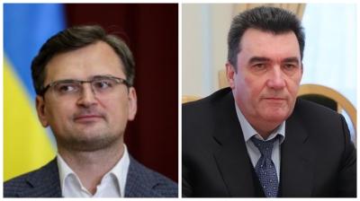 Кулеба та Данілов у чорному списку. Росія оновила санкції